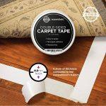 Adhesif Double Face Extra Fort - Anti-dérapant pour Tapis - 5cm x 22m de la marque The Good Stuff image 3 produit