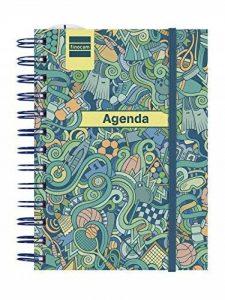 agenda spirale grand format TOP 9 image 0 produit