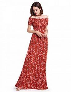 Alisapan Robe de Femme Décontractée Imprimée Gracieuse AS07117 de la marque Alisapan image 0 produit