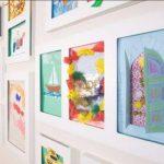 Articulate Gallery A4 MDF Cadre d'image, encadrement trois images, blanc de la marque Articulate Gallery image 2 produit