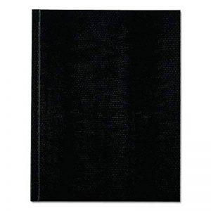 Blueline exŽcutif Journal Noir 7.25X9.25 de la marque Blue line image 0 produit