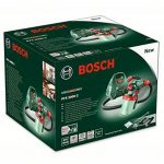 """Bosch Pistolet à peinture pour bois et lasures, peinture murale, vernis et laques""""Universal"""" PFS 3000-2 avec godet 1000ml, 2 buses, sacoche et ceinture 0603207100 de la marque Bosch image 2 produit"""