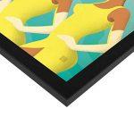 Cadre Album Haute Qualité - Conçu pour Afficher Couverture d'Album et Couverture LP 31,75 x 31,75 cm - Kit d'Accrochage Installé et Aucun Assemblage Requis - Cadres Album parmi les Mieux Notés, Cadres de Couverture d'Album, Cadre Vinyle, Cadre LP, Cadre D image 4 produit