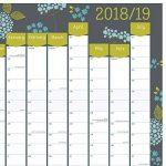 calendrier annuel mural TOP 9 image 1 produit
