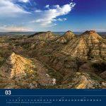 calendrier mural paysage TOP 3 image 4 produit