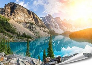 calendrier mural paysage TOP 4 image 0 produit