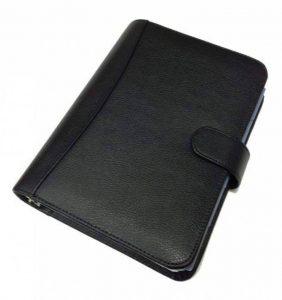 Collins Balmoral Agenda personnel en cuir de qualité Semainier 2018 Noir (Import Royaume Uni) [en Anglais] de la marque Collins image 0 produit