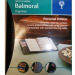 Collins Balmoral Agenda personnel en cuir de qualité Semainier 2018 Noir (Import Royaume Uni) [en Anglais] de la marque Collins image 3 produit