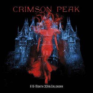 Crimson Peak Official 2016 Calendar by Pyramid International (2015-08-01) de la marque Crimson Peak image 0 produit