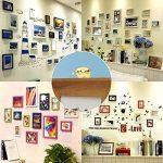 Crochets à tableau Ceebon support pour photo Heavy Duty kit d'accrochage de photos pour murs et bois avec ongles support 10–45,4kilogram (135pièces) de la marque CEEBON image 4 produit