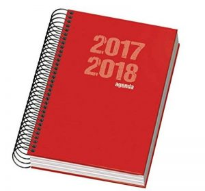 DOHE Sigma 10870–Agenda Scolaire, A61jour par page de la marque DOHE image 0 produit