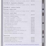 Exacompta Recharge Exatime 21-28272E - la semaine sur 2 Pages avec une grille verticale - Septembre 2017 à Décembre 2018-14,2 x 21 cm de la marque Exacompta image 1 produit