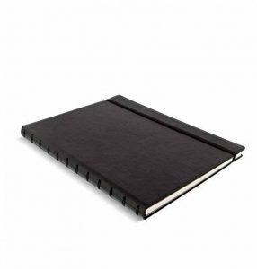 Filofax 115022 Carnet de note A4 avec feuille repositionnable Noir de la marque Filofax image 0 produit