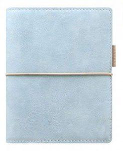 Filofax Domino doux Organiseur de poche–Bleu pâle de la marque Filofax image 0 produit