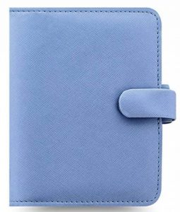 Filofax Organiseur, Pocket Saffiano Bright bleu de la marque Filofax image 0 produit