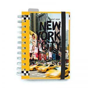 Grupo Erik Editores Agenda scolaire 2017/2018New York (édité en portugais) de la marque Grupo Erik Editores image 0 produit