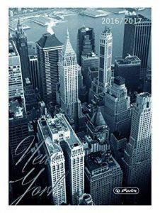 Herlitz Season 50003464Agenda scolaire Format A6 Motif New York de la marque Herlitz image 0 produit