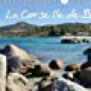 La Corse ile de beauté : Calendrier de photos sur la Corse. Calendrier mural A4 horizontal 2016 de la marque Nadine Capellaro image 0 produit