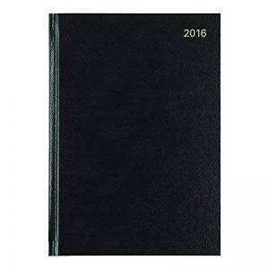 Lett de principal de 2016semainier, Noir, 21x 14,9cm (C30X Bk-16) de la marque Letts image 0 produit