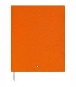 Mont Blanc Sketch Book 116224Fine Stationery # 149/Cuir A4ligné avec couverture souple Carnet/Couleur: Lucky Orange/272pages de la marque Montblanc image 0 produit