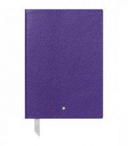Montblanc 116515 Carnet #146 Fine Stationary - Violet- Cuir - Couverture Souple - Ligné - 150 x 210 mm de la marque Montblanc image 0 produit