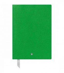 Montblanc 116518 Carnet #146 Fine Stationary - Vert - Cuir - Couverture Souple - Ligné - 150 x 210 mm de la marque Montblanc image 0 produit