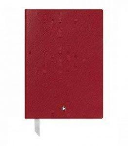 Montblanc 116521 Carnet #146 Fine Stationary - Rouge - Cuir - Couverture Souple - Ligné - 150 x 210 mm de la marque Montblanc image 0 produit