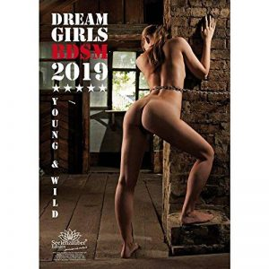 My BDSM Girl Calendrier Premium 2019 – Babes – My Dreamgirl – My sexy Girls · Pin Up – Fétiche – Shades of Sex – Édition BDSM – Édition Seelenzauber de la marque Seelenzauber image 0 produit