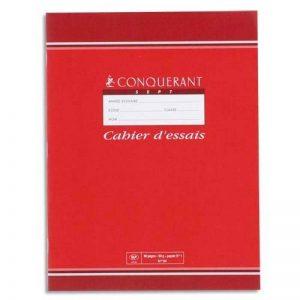 Oxford Office Conquerant Sept 100102645 Lot de 10 Cahiers piqûre 17 x 22 cm 140 pages 70 g de la marque Oxford image 0 produit