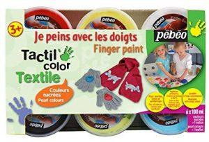 peinture textile or TOP 8 image 0 produit
