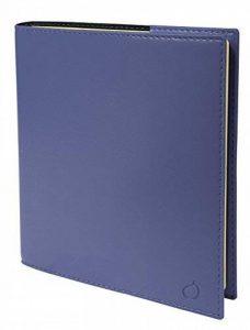 Quo Vadis 654125Q Soho Exécutif Prestige Spiralé Agenda civil Semainier 16x16cm Bleue Année 2019 de la marque Quo Vadis image 0 produit