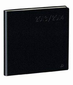 QUO VADIS Agenda scolaire EXECUTIF SEPT Toscana 16 x 16 cm Noir de la marque Quo Vadis image 0 produit