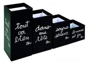Quo Vadis Ben Set de 4 Pots àCrayons Magnétique de la marque Quo Vadis image 0 produit