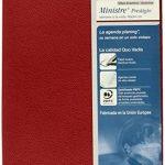 Quo Vadis Ministre Prestigio Agenda 2016 Rouge 16 x 24cm de la marque Quo Vadis image 1 produit
