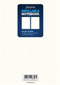 Recharge pour cahier - Pointillé - Filofax A5 de la marque Filofax image 0 produit