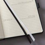 Sigel C1801 Agenda Semainier 18 mois 2017/2018 CONCEPTUM, couverture rigide, 14,8 x 21,3 cm, noir de la marque Sigel image 3 produit