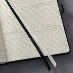 Sigel C1902 Conceptum Agenda semainier 18 mois 2018/2019 couverture rigide 10,8 x 15,1 cm Noir de la marque Sigel image 3 produit