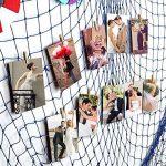 Sundell Photo Cadres Mural, Galerie Photo à Accrocher, Belle Décoration de la Maison Cadeau de Mariage et Anniversaire (Avec 50 Clips & 20 Ongles) de la marque Sundell image 1 produit