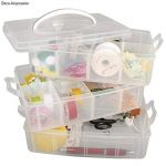 valise de transport scrapbooking TOP 4 image 1 produit